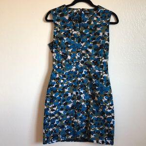 Kate Spade Saturday Graphic Minidress Size 6